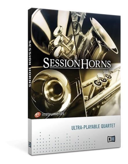 Livraria Para Kontakt - Session Horns