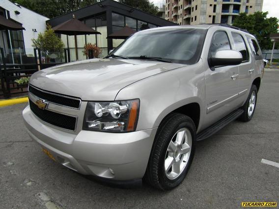 Chevrolet Tahoe Lt At 5300cc Aa 4x4