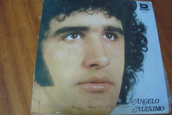 Lp Beverly 1972 / Angelo Maximo Domingo Feliz