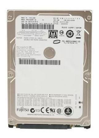 Disco Duro 320gb 2.5 Sata 5400rpm Compatible Pc & Laptop Dvr