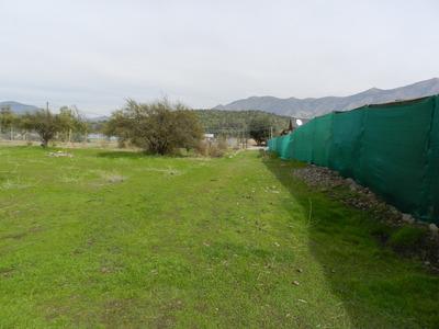 Vendo Terreno En Pirque 430m2