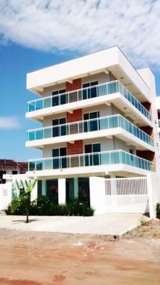 Apartamento Para Venda No Brejatuba Em Guaratuba - Pr - 1012