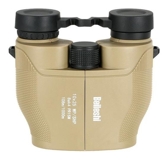 Gd 10x25 Compacto Impermeável Binocular À Prova De Choque