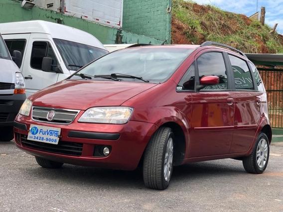 Fiat Idea 2007 Completo