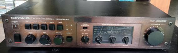 Pré Amplificador Cygnus Cp 1800 X