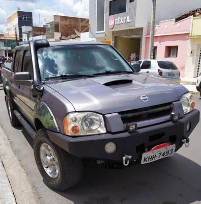 Nissan Frontier 2.8 Xe Cab. Dupla 4x2 4p 2004