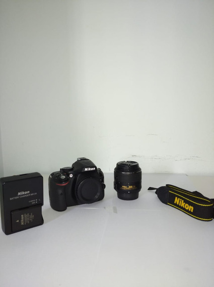 Nikon D5200 Kit Kente 18-55