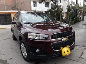 Chevrolet Captiva 2014 - Ocasión Suv!!!