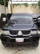Mitsubishi Sport Wagon Sport 2005 4×2