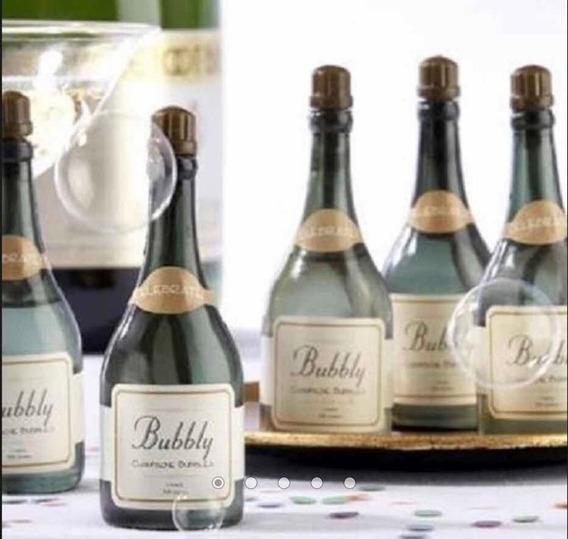 12 Bolinha De Sabão De Champagne / Bolhas / Casamento