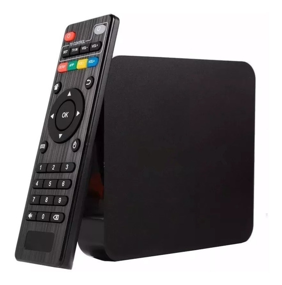 Conversor Smart Tv Android Tele Box Quad Core 4k Mod 2018