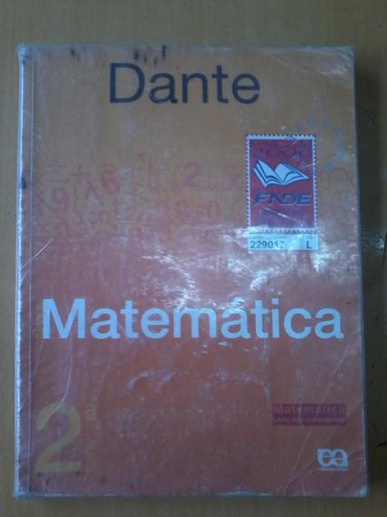 Matemática 2ªsérie - Dante