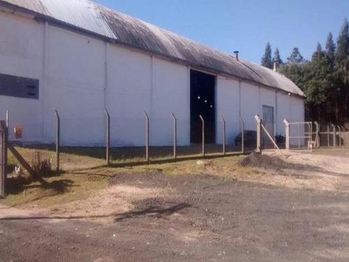 Barracão Industrial À Venda, Zoneamento E Uso Do Solo Urbano, Lapa. - Ba0008 - 34982828