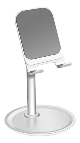 Soporte De Pedestal Escritorio Celular O Tablet Topk