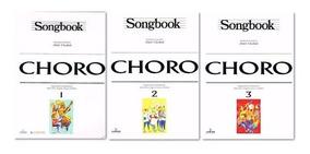 Songbook Choro Volumes 1, 2 E 3 Juntos