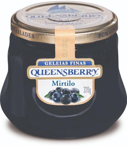 Qb Geleia Classic Mirtilo