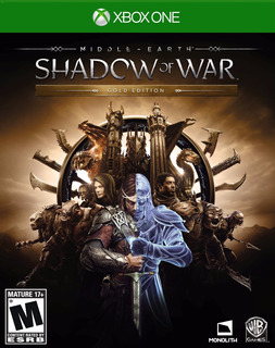 ¡¡ Shadow Of War Middle Earth Gold Edition Para Xbox One !!