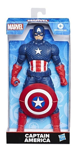 Figura Marvel Avengers 24cm - Capitan America Hasbro