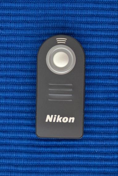 Controle Nikon Ml-l3 Original Apenas 80 Reais!!!!