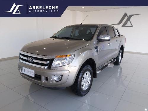 Ford Ranger Xlt 2.5 2012 Muy Linda! - Arbeleche