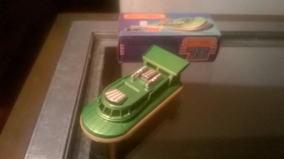 Matchbox 75 Hovercraft 2 Colección Devoto Hobbies