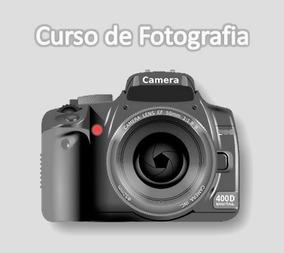 Curso De Fotografia Aprenda Fotografar - Aulas Em 4 Dvds F4p