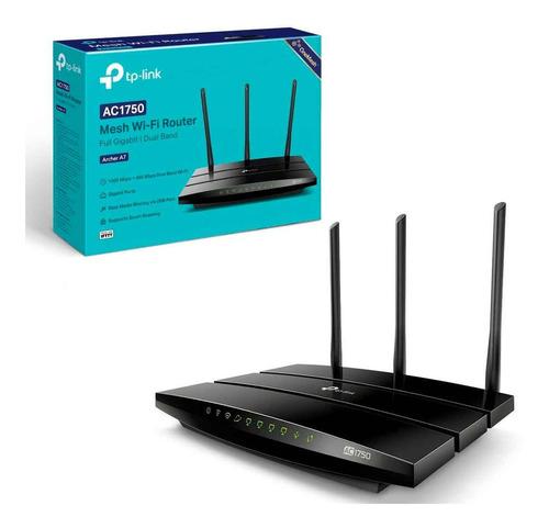 Router Ac1750 Archer A7 3 Antenas Full Gigabit /dual Band