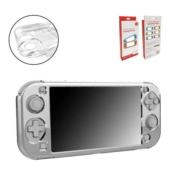 Case Capa De Acrílico Nintendo Switch Lite Proteção Total