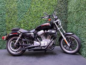 Lista Para Viajar Harley Sportster Superlow 883