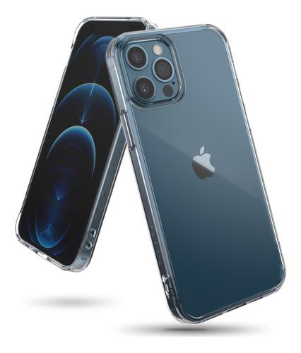 Imagen 1 de 8 de Funda iPhone 12 Pro Max Ringke Fusion Original Anti Golpes