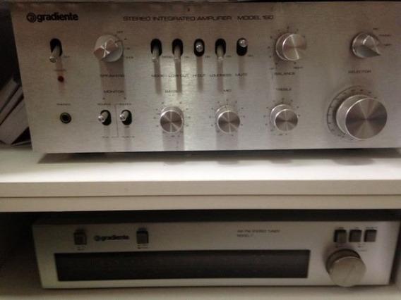 Amplificador Gradiente Model 160