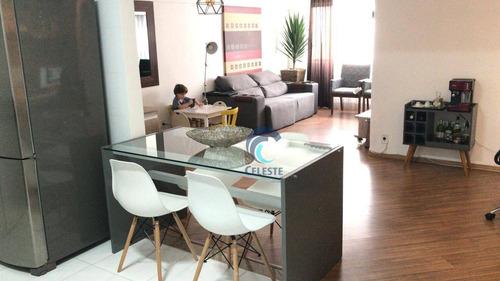 Apartamento À Venda, 96 M² Por R$ 477.000,00 - Vila Adyana - São José Dos Campos/sp - Ap1578