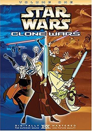 Star Wars Clone Wars Serie