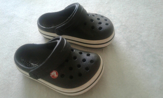 Crocs Originales Usadas T 4/5