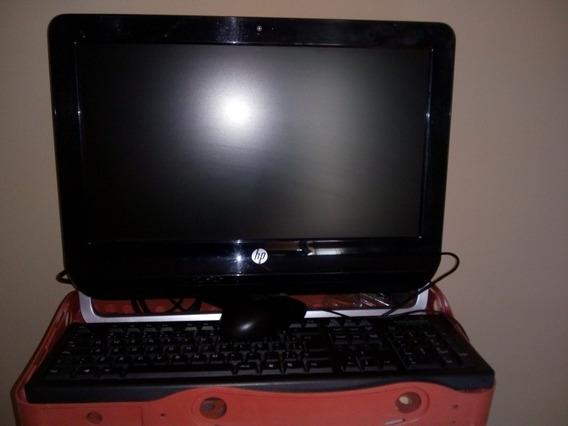 Pc Desktop Hp Omni 110-1100br