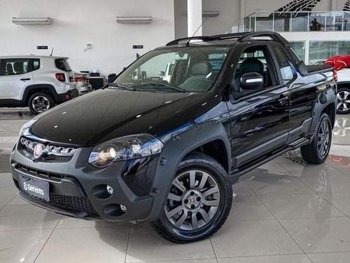 Fiat Strada 2018 1.8 16v Adventure Ce Flex 2p
