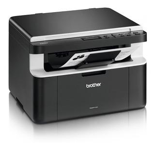 Impresora Multifunción Láser Brother Dcp-1617nw Monocrom