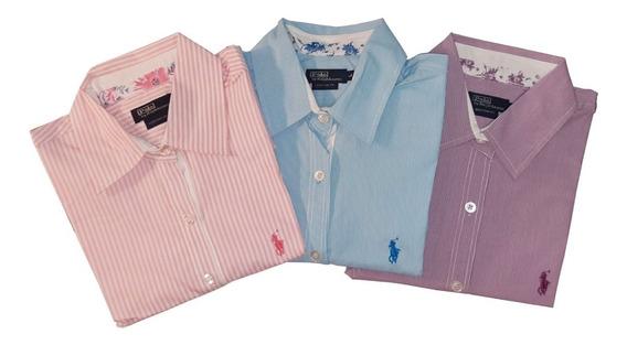 Camisas Polo Ralph Lauren Para Mujer
