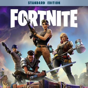 Fortnite Online Salve O Mundo Xbox One Na Sua Conta Vbucks