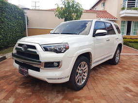 Toyota 4runner Limited Automatico 4x4 Modelo 2014