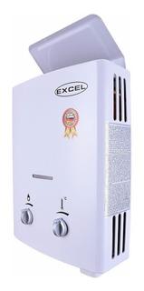 Calentador De Paso Excel 5.5 Gas Natural - Baja Presion