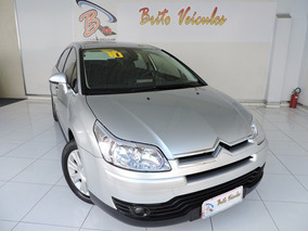 Citroën C4 2.0 Exclusive Pallas 16v Flex 4p Automático 2010
