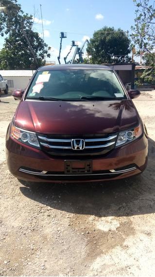 Honda Odyssey 2014 Importada