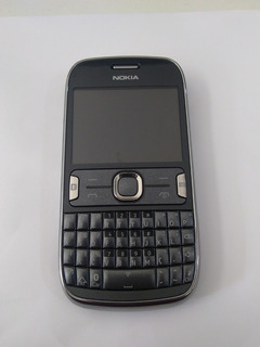 Nokia 302 Asha-semi-novo Desbloqueado Com Garantia