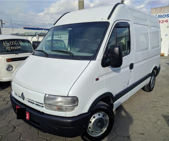 Renault Master 9m3 Refrigerada -17 Graus