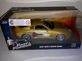 Slap Jack´s Toyota Supra Jada 1 24 Rápido Furioso Zona Retro
