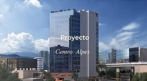 Amc Renta De Oficinas En Proyecto Centro Alpes