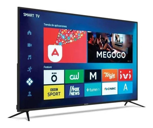 Televisor Miray 50 Smart,uhd 4k Con Android 9.0 Y Rom De 8gb
