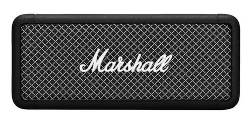 Imagen 1 de 3 de Bocina Marshall Emberton portátil con bluetooth black 100V/240V