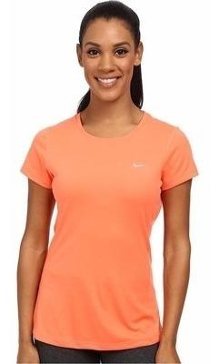 Remera Nike Running Remera Mujer Original